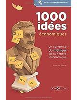 1000 idées économiques: Volume 2 (1000 idées de culture générale)