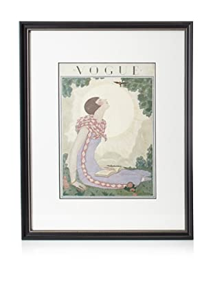 Original Vogue Cover from 1925 by Georges Lepape