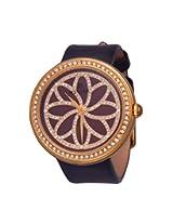 WESTAR Analog Brown Dial Women's Watch - 0365GPN120