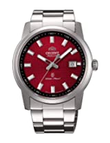 Orient Analogue Red Dial Men Watch - (ER23003H)