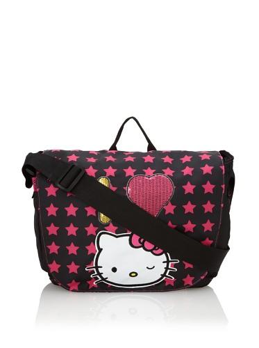 Hello Kitty I Love Kitty Messenger Bag
