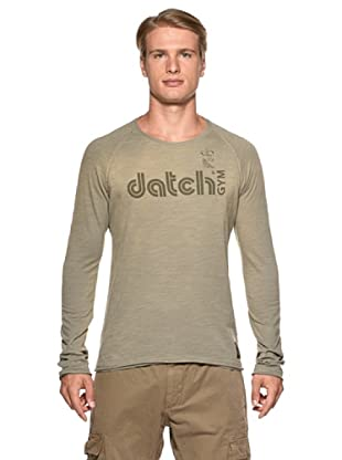 Datch Gym Camiseta Leupoldo (Verde Claro)