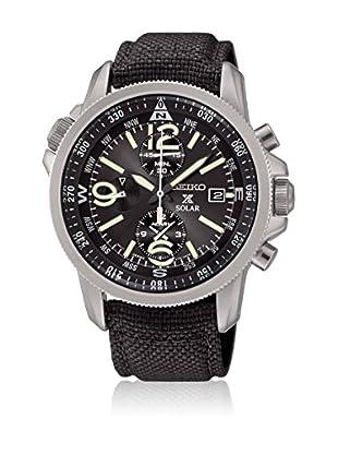 Seiko Reloj SSC293P2 Negro 42  mm