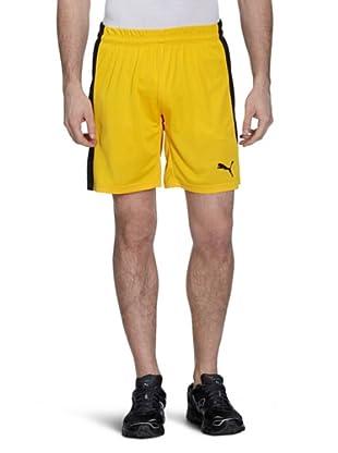 Puma Shorts PowerCat (team yellow-black)