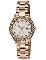 Giordano Analog White Dial Women's Watch - 6204-33