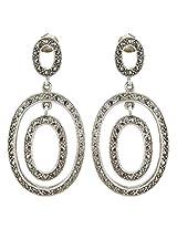 Haat4Art Silver Dangle & Drop Earrings For Women