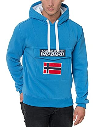 GEOGRAPHICAL NORWAY Kapuzensweatshirt Gadrien