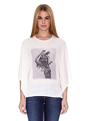 Pepe Jeans London Camiseta Clements (Crema)