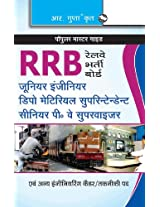 RRB - Jr Engineers/Depot Material Suptd./Sr. P.Way Supervisor etc. Exam Guide: Other Engineering Cadre/ Technical Posts (Popular Master Guide)