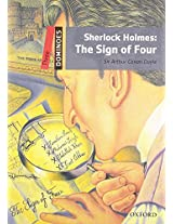 Dominoes Three: Sherlock Holmes - The Sign of Four (Dominoes, Level 3)
