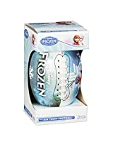 Franklin Sports Disney Frozen Mini Air Tech Football - Kristoff/Sven/Olaf
