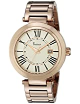 Freelook Unisex HA1134RG-9 Cortina Roman Numeral Rose Gold Watch