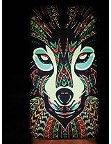 GVC 2015 SHINES IN DARK LIMITED EDITION 3D cute Cartoon Animal world DEER Phone Case Cover For LG NEXUS 5 E980 : DEER