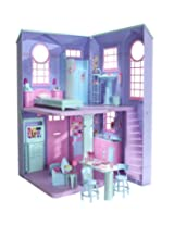 Barbie City Pretty Townhouse Playset