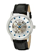 Stuhrling Original Analog Silver Dial Men's Watch - 107D.33152