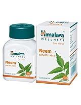 Himalaya Wellness Neem Skin Wellness Tablets (60 Tablet)