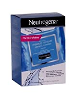 Neutrogena Makeup Remover Cleansing Towelettes - 114 Towelettes