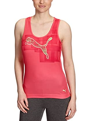 PUMA Tank Top Essential Graphic (rouge red)