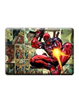 Deadpool takes Aim - Skin for Macbook Pro Retina 13""