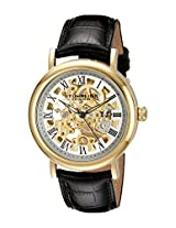 Stuhrling Original Analog Gold Dial Men's Watch - 313A.333531