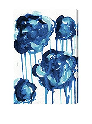 Oliver Gal 'Beautifully Cloudy Day' Canvas Art