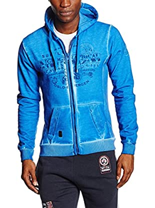 Geographical Norway Sweatjacke