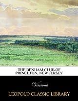 The Benham Club of Princeton, New Jersey