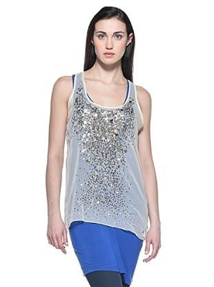 Phard Camiseta Joady (Azul / Crema)
