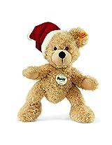 "Steiff Fynn Teddy Bear ,Beige, 9.4"""