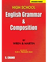High School English Grammar and Composition (Delux) - P.C. Wren & Martin