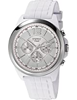 Esprit Chronograph White Dial Men's Watch ES106401001