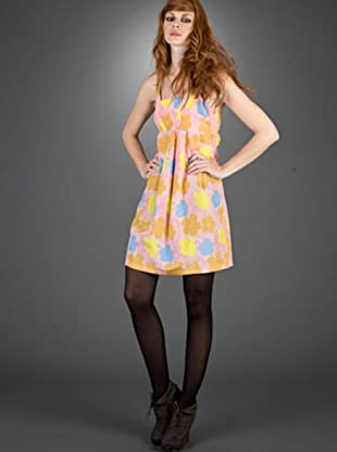 Andy Warhol by Pepe Jeans Vestido Ellsworth (Rosa)