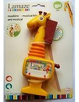Lamaze Giraffe Musikins Musical Friend Rattle