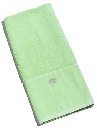 VOSSEN Asciugamano 50x100 Eco energy viso (verde)