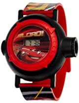Disney Digital Grey Dial Boy's Watch - SA7004CAR01