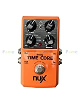 FOME Cherub NUX Time Core 7 delay effects Guitar Effect Pedal + A FOME Gift