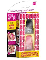 Style Me Up FX Nail Art - Pink