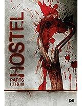 Hostel 1,2,3 - DVD set