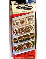Tech Deck 4 Board Set Steadham 20011764