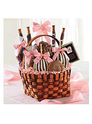 Mrs. Prindable's Grand Deluxe Springtime Basket