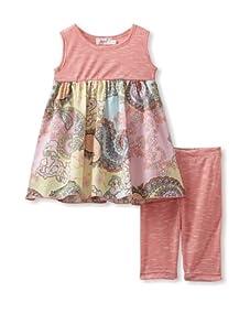 Jupon Baby Gemma Tunic & Leggings Set (Pink)