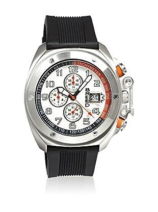 Breed Reloj con movimiento cuarzo japonés Brd4601 Negro 45  mm