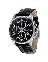 Hamilton Jazzmaster Automatic Chronograph Black Dial Men'S Watch - Hml-H32596731