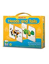 Match It! Puzzle Games Heads and Tails Game
