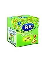 Tetley Green Tea, Lemon and Honey, 10 Tea Bags