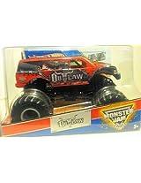 Mattel Hot Wheels Monster Jam Iron Outlaw 1:24 Scale Truck