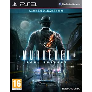 Murdered: The Soul Supect - Limited Edition (PS3)