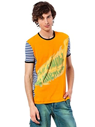 Custo Camiseta Hilty (Multicolor)
