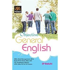 Arihant's Objective General English (2012)