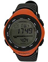 Suunto altimeter Digital Orange Dial Unisex Watch - SS015077000